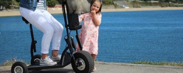 Mobilité chez les seniors, mobilité réduite, mobilité électrique